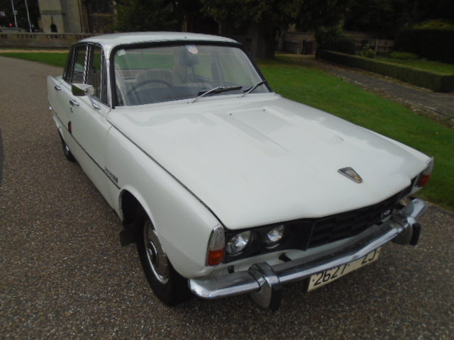 1973 Rover P6 2000 TC For Sale (picture 1 of 6)
