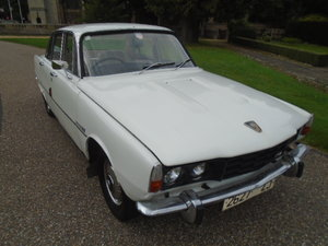 1973 Rover P6 2000 TC For Sale