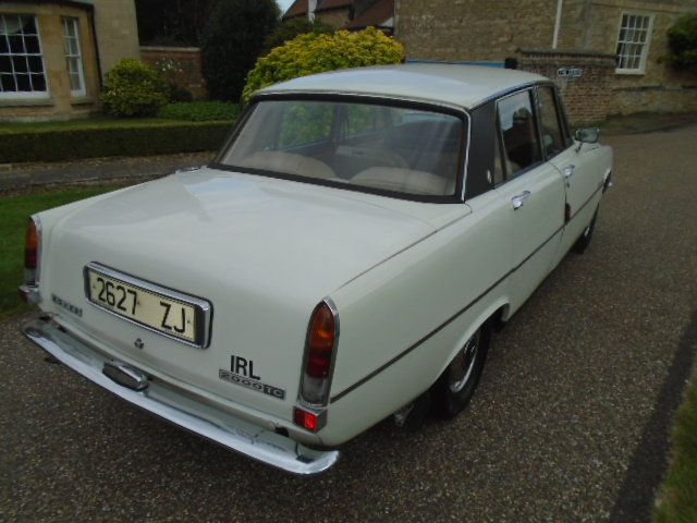 1973 Rover P6 2000 TC For Sale (picture 3 of 6)