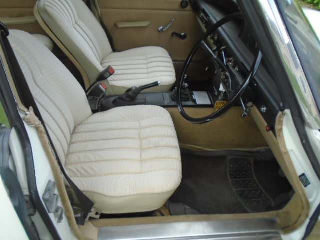 1973 Rover P6 2000 TC For Sale (picture 5 of 6)