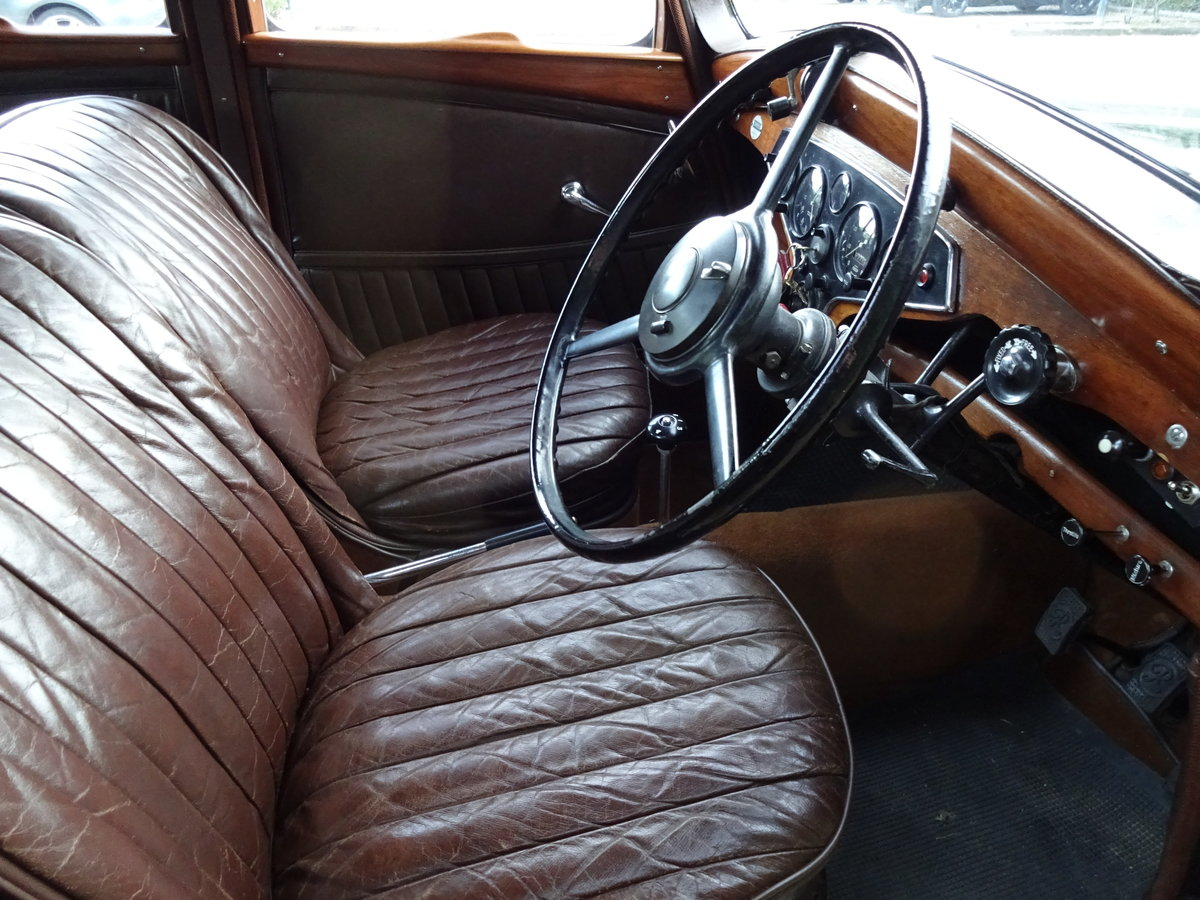 1937 Rover p2 12 saloon For Sale (picture 5 of 6)