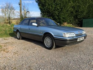 1989 Rover 800 827 Sterling Mk1 Auto For Sale