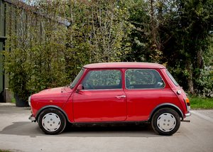 1996 Rover Mini Mayfair SOLD by Auction