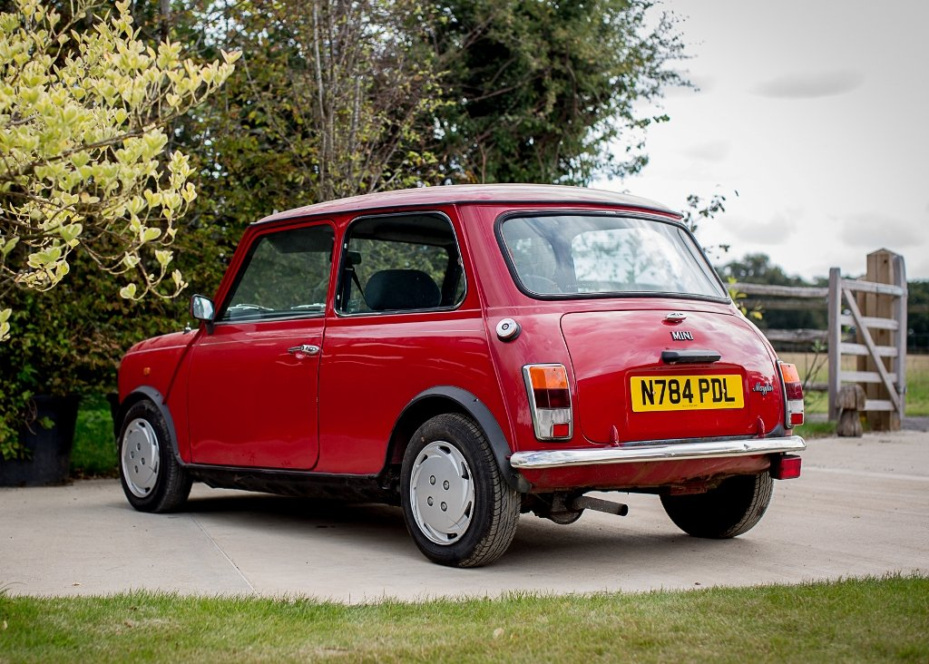 1996 Rover Mini Mayfair SOLD by Auction (picture 2 of 6)