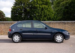 2001 Rover 25 For Sale by Auction