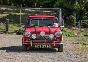 1990 Rover Mini The Italian Job SOLD by Auction