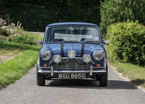 1990 Rover Mini The Italian Job For Sale by Auction