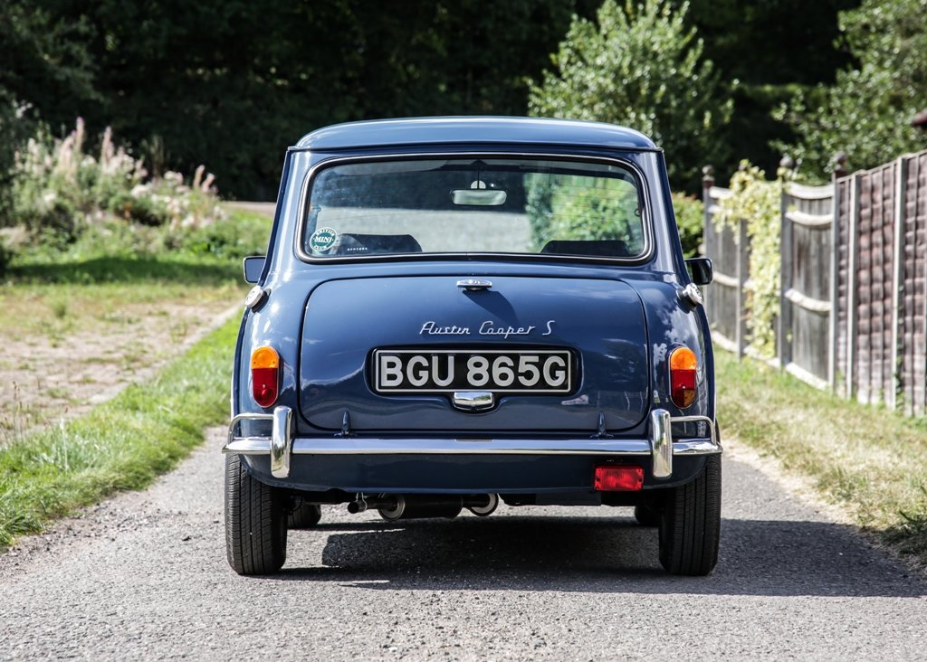 1990 Rover Mini The Italian Job SOLD by Auction (picture 6 of 6)