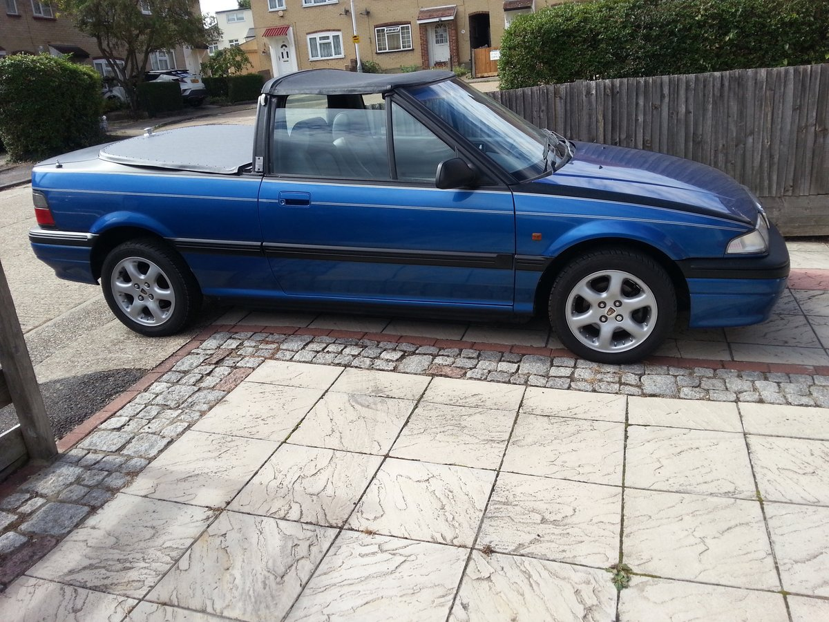 1992 200 Cabriolet Pick-Up conversion Automatic For Sale (picture 1 of 6)