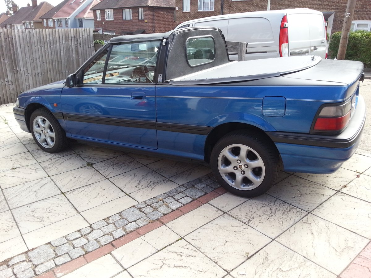 1992 200 Cabriolet Pick-Up conversion Automatic For Sale (picture 2 of 6)