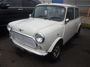 1998 ROVER MINI PAUL SMITH RARE INVESTABLE CLASSIC MINI MANUAL For Sale
