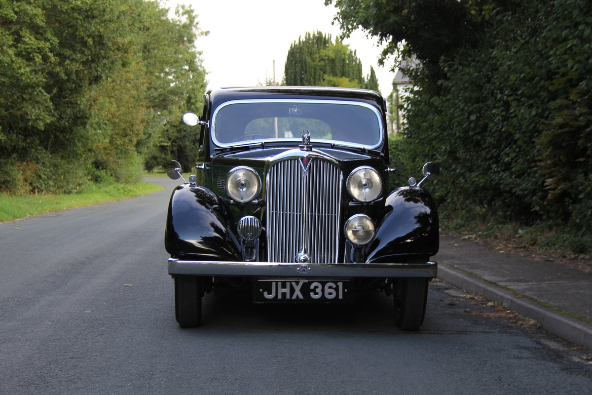 1938 Rover 10 Coupe SOLD (picture 2 of 21)