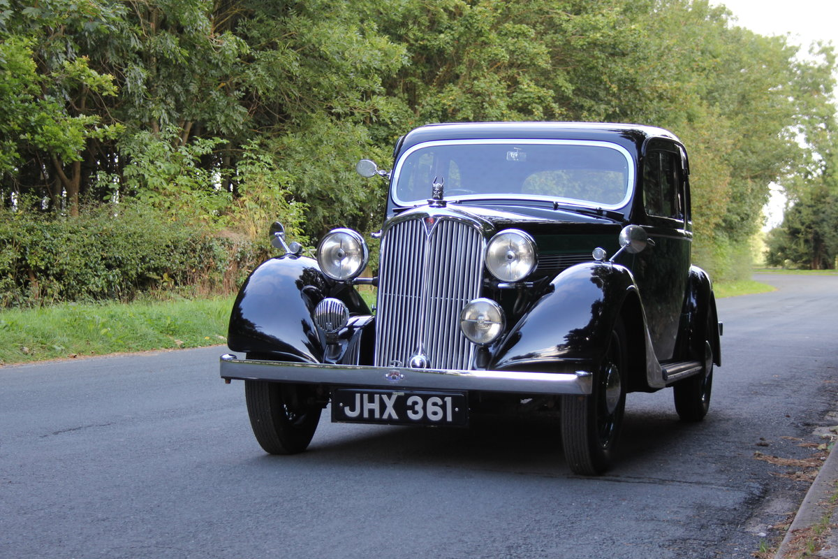 1938 Rover 10 Coupe SOLD (picture 3 of 21)
