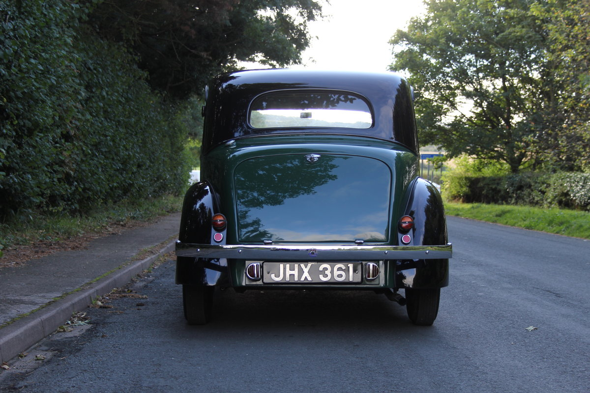 1938 Rover 10 Coupe SOLD (picture 5 of 21)