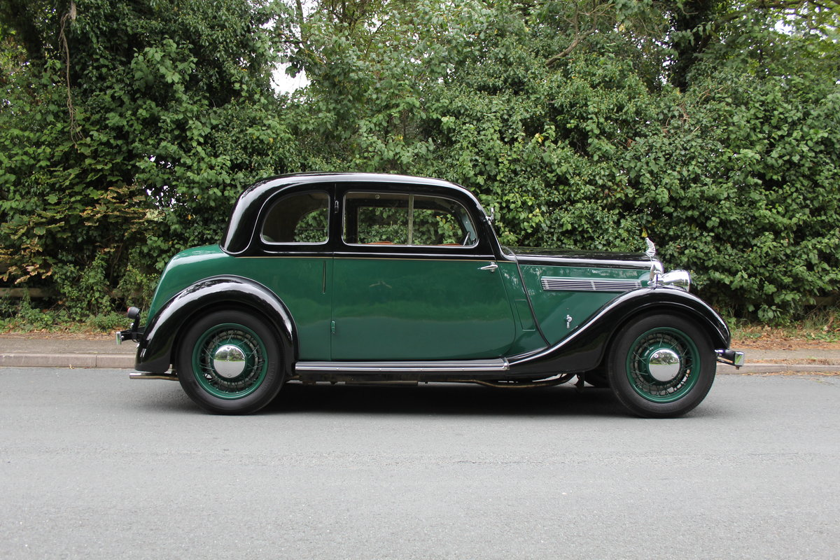1938 Rover 10 Coupe SOLD (picture 7 of 21)