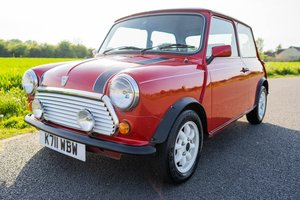 Rover Mini Italian Job 1993 - To be auctioned 25-10-19 For Sale by Auction