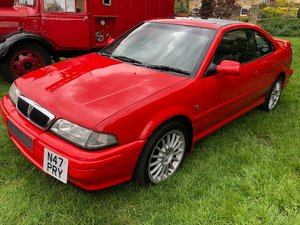 1995 Rover 220 turbo coupe For Sale