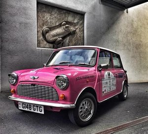 1989 Rover Mini Sky Rose - Classic -  Must sell soon For Sale