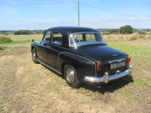 1963 ROVER P4 110 SALOON  For Sale (picture 2 of 6)