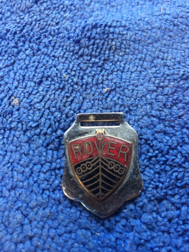 Rover keyring fob For Sale (picture 1 of 2)