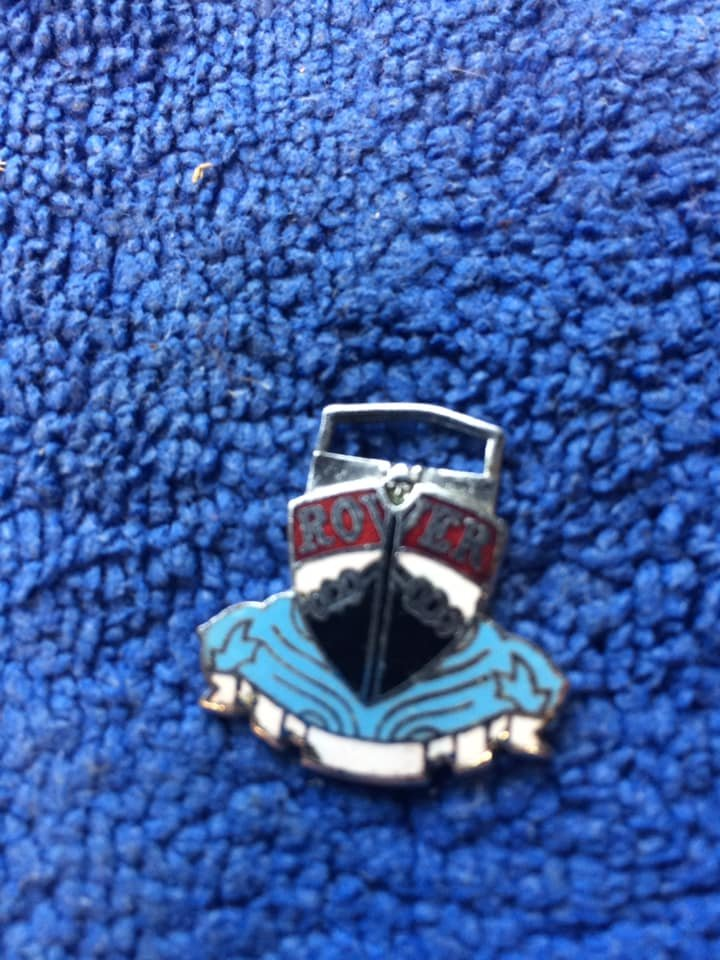 Rare Rover keyring fob For Sale (picture 1 of 2)