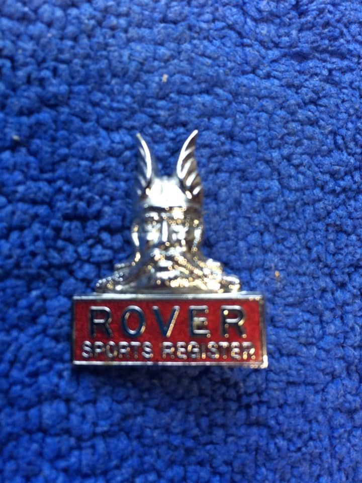 Rover lapel pin badges For Sale (picture 3 of 4)