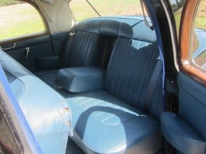 1963 ROVER P4 110 SALOON  For Sale (picture 4 of 6)