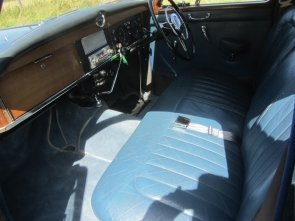 1963 ROVER P4 110 SALOON  For Sale (picture 5 of 6)