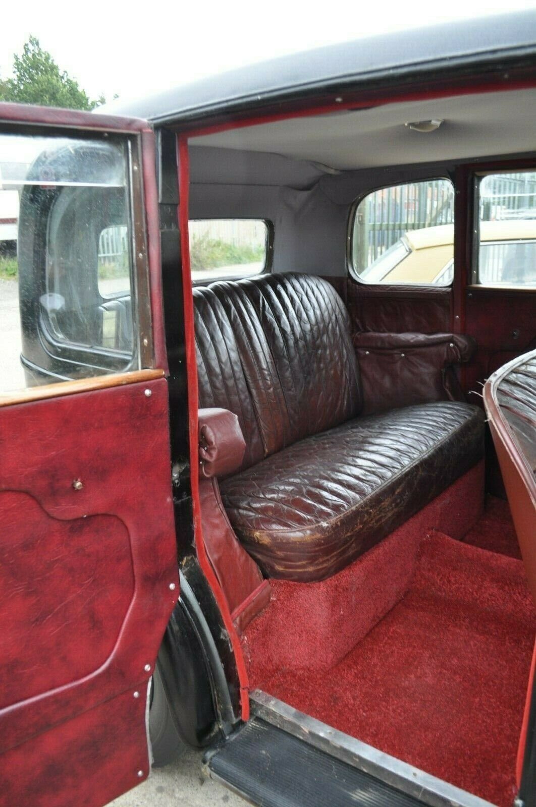 1935 ROVER P2 STUNNING VINTAGE CAR TAX & MOT EXEMPT SOLD (picture 4 of 6)