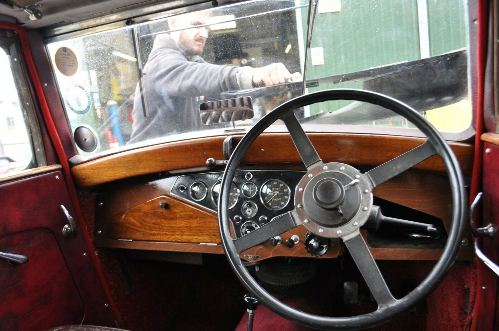 1935 ROVER P2 STUNNING VINTAGE CAR TAX & MOT EXEMPT SOLD (picture 6 of 6)