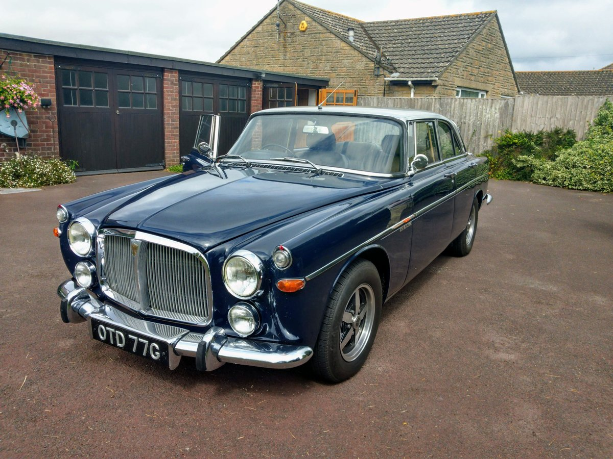 Rover P5B Coupe SOLD (picture 1 of 6)