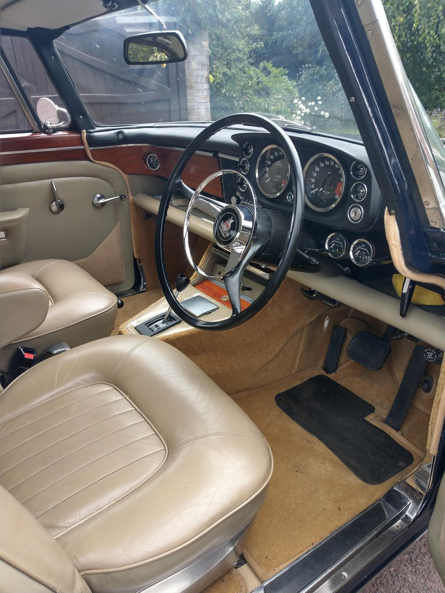Rover P5B Coupe SOLD (picture 3 of 6)