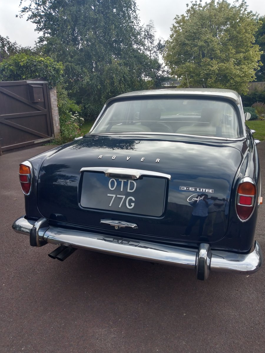 Rover P5B Coupe SOLD (picture 6 of 6)