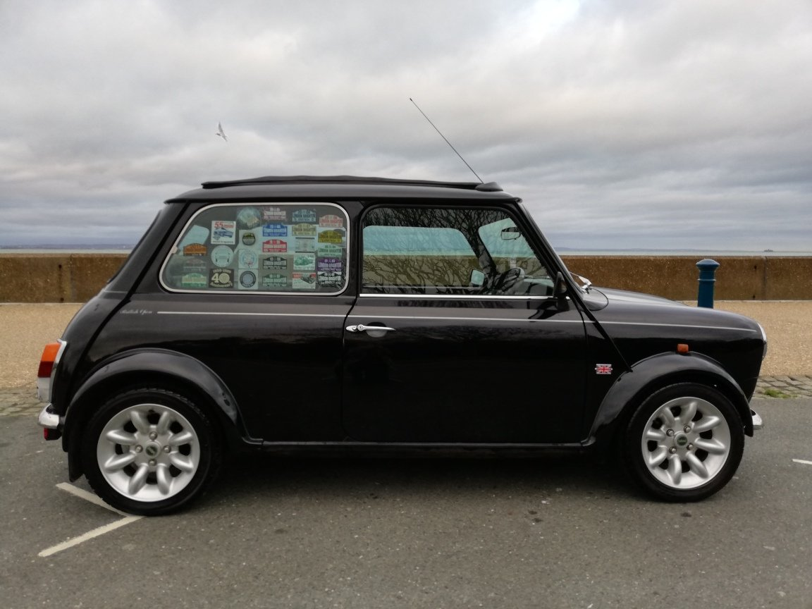 1999 Rover Mini Cooper Sport with full electric sunroof For Sale (picture 6 of 6)