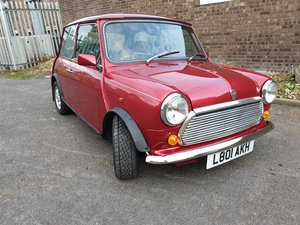 1994 Rover Mini Mayfair 1275cc Carb Restored For Sale