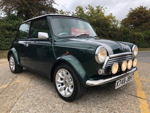 2000 Rover Mini Cooper Sport. BRG. Only 29k. 3 Owners.  For Sale