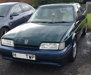 1991 Rover Vitesse 2.7 Auto for restoration