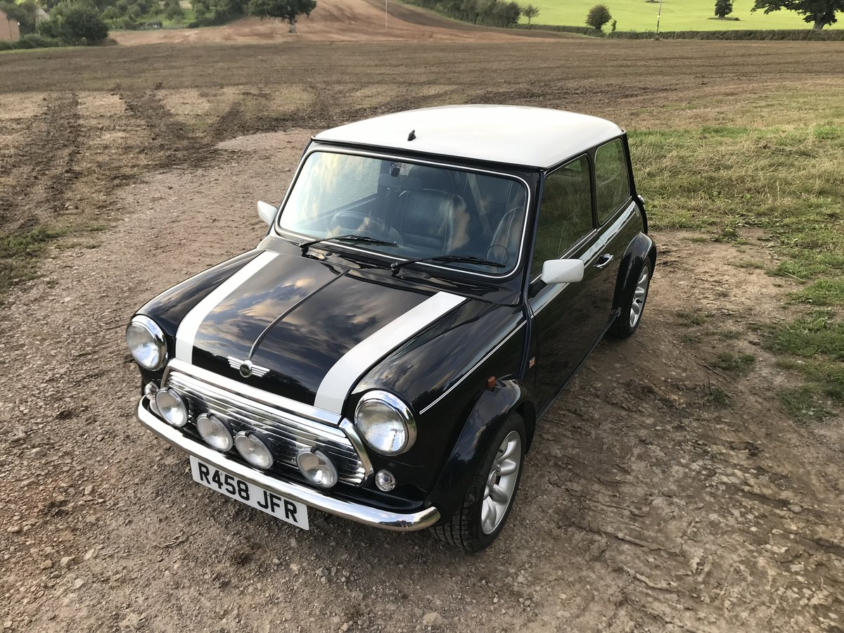 1998 Mini Cooper Sport with low miles For Sale (picture 1 of 6)