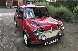 1993 Mini Italian Job Edition- Barons Friday 20th September 2019  For Sale by Auction