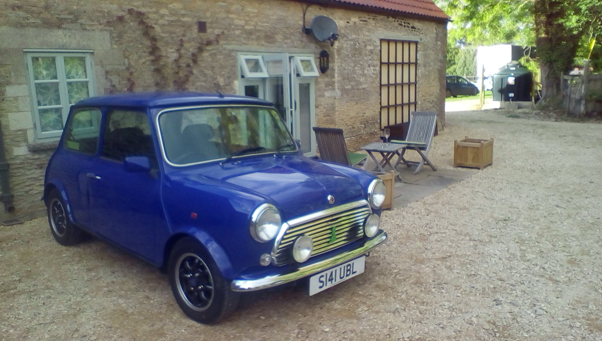 1998 Rover Mini Paul Smith Limited Edition  SOLD (picture 1 of 4)