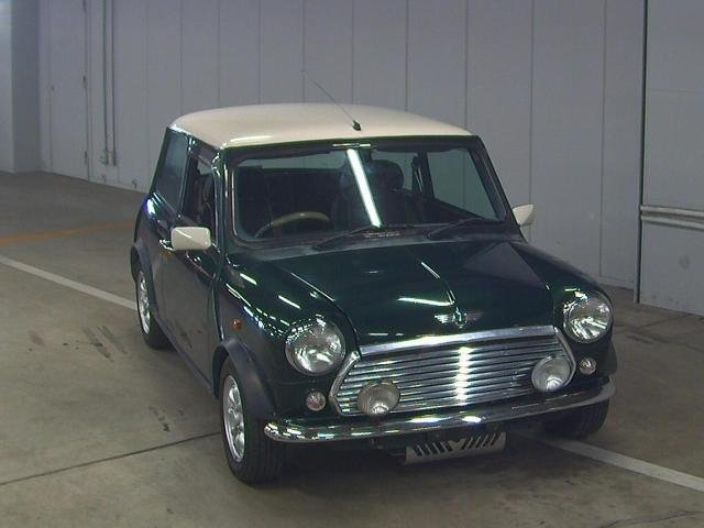 2000 ROVER MINI ROVER MINI COOPER 1300 AUTOMATIC * VERY LOW MILES For Sale (picture 1 of 3)