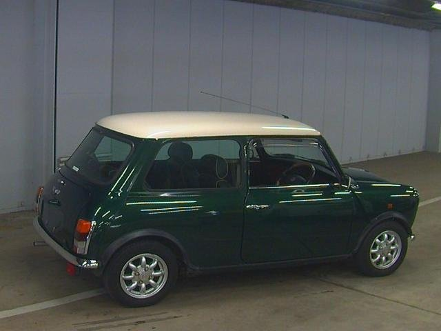 2000 ROVER MINI ROVER MINI COOPER 1300 AUTOMATIC * VERY LOW MILES For Sale (picture 2 of 3)