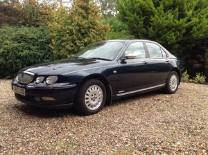 1999 Rover 75 2.5L V6 Connoisseur SE  (with FSH)