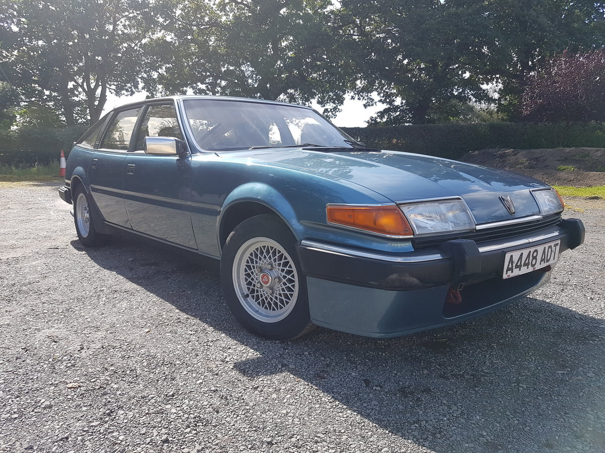1984 Rover 3500 Vitesse V8 For Sale (picture 2 of 6)