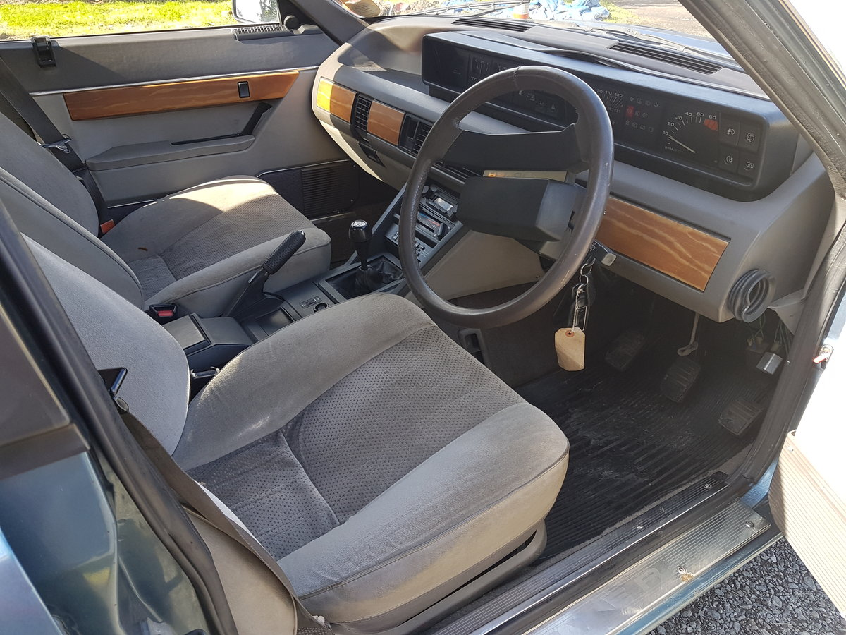 1984 Rover 3500 Vitesse V8 For Sale (picture 4 of 6)