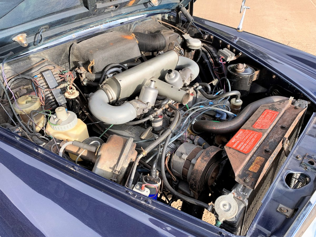 1971 Rover P5b coupe+restored+4 owners+drives superbly For Sale (picture 6 of 6)