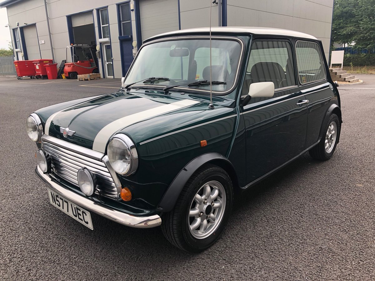 1996 N ROVER MINI 1.3I COOPER For Sale (picture 5 of 6)