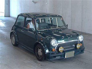 1992 ROVER MINI ERA TURBO VERY RARE VEHICLE * ONE OF ONLY 436 *