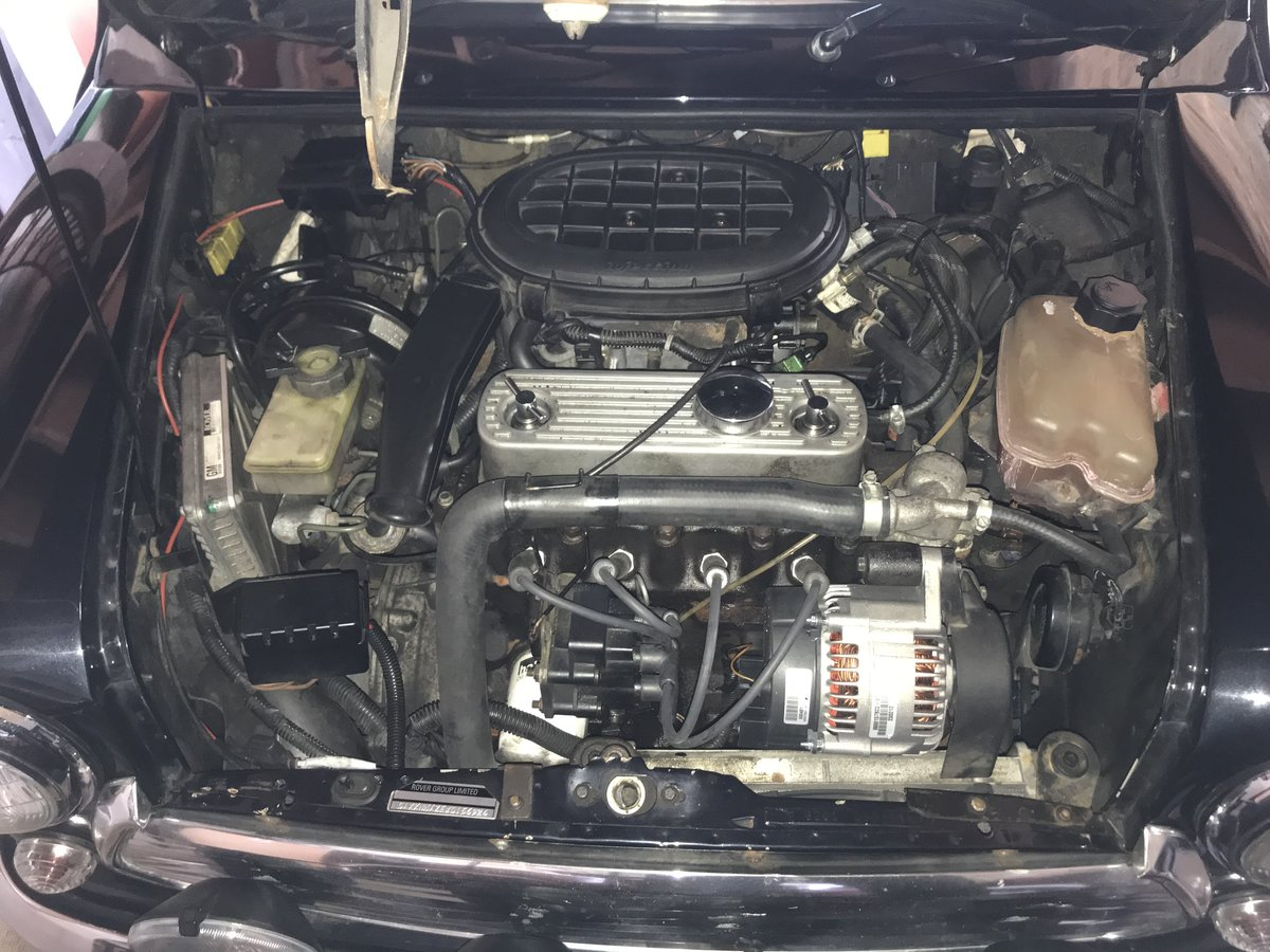 1998 Mini Cooper Sport with low miles For Sale (picture 5 of 6)