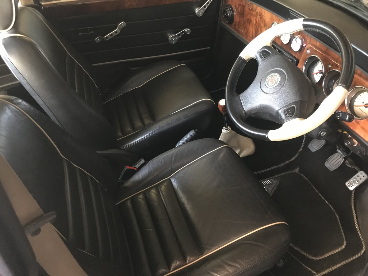 1998 Mini Cooper Sport with low miles For Sale (picture 6 of 6)